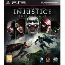 Injustice Gods Among Us (PS3, р..