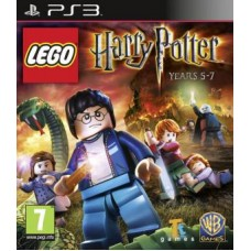 LEGO Harry Potter Years 5-7 (PS3), 208937, Детские игры