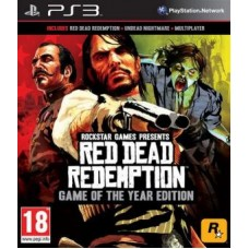 Red Dead Redemption Game of the Year Edition (PS3), 2100, Приключения/Экшн