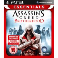 Assassins Creed: Brotherhood (ESN) (русская версия), , Приключения/Экшн