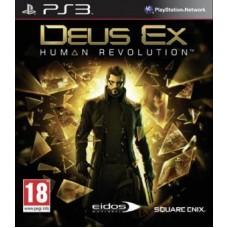 Deus Ex Human Revolution (PS3, русская версия), 68783, Другие