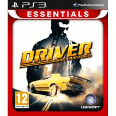 Driver: San Francisco (PS3, ESN), , Гонки