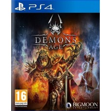 Demons Age (PS4)..