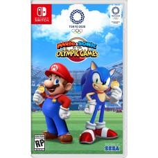 Mario & Sonic at the Olympic Games Tokyo 2020 (Switch), 225053, Приключения/Экшн