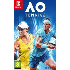 AO Tennis 2 (Switch)..