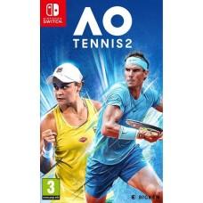 AO Tennis 2 (Switch)..