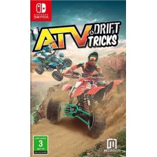 ATV Drift and Tricks (Switch), 223746, Гонки