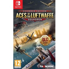 Aces of the Luftwaffe Squadron Edition (Switch), 225780, Приключения/Экшн