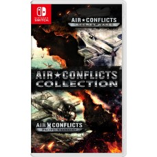 Air Conflicts Collection (Switch), 223528, Приключения/Экшн