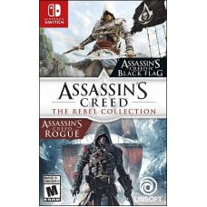 Assassins Creed The Rebel Collection (Switch, русская версия), 225268, Приключения/Экшн