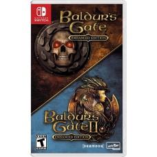 Baldurs Gate and Baldurs Gate II Enhanced Edition (Switch, русские субтитры), 225120, РПГ