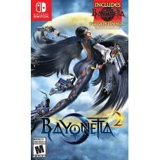 Bayonetta 2 + Bayonetta DLC (Switch), 220898, Приключения/Экшн