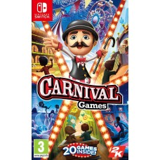 Carnival Games (Switch), 222068, Приключения/Экшн