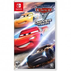 Cars 3 Driven to Win (Switch, русские субтитры), 1022418, Гонки