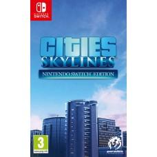 Cities Skylines (Switch, русские субтитры), 223840, Другие