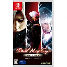 Devil May Cry Triple Pack (Swit..
