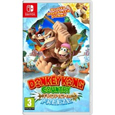 Donkey Kong Country Tropical Freeze (Switch), 221069, Приключения/Экшн