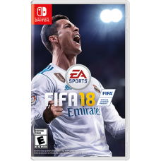 FIFA 18 (Switch, русская версия), , Nintendo