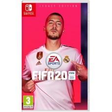 FIFA 20 (Switch, русская версия..