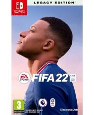 FIFA 22 (Switch, русская версия)