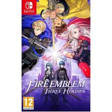 Fire Emblem Three Houses (Switch), 223715, Приключения/Экшн
