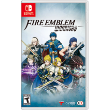 Fire Emblem Warriors (Switch), 1030747, Приключения/Экшн
