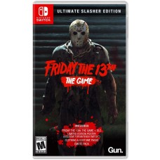 Friday the 13th The Game Ultima..