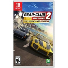 Gear Club Unlimited 2 Porsche Edition (Switch), 225447, Гонки