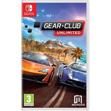 Gear Club Unlimited 2 (Switch), 225228, Гонки