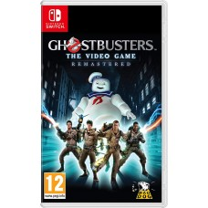 Ghostbusters The Video Game Remastered (Switch), 225235, Приключения/Экшн