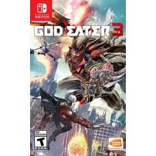 God Eater 3 (Switch, русские субтитры), 223841, РПГ