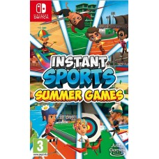 Instant Sports Summer Games (Switch), ,