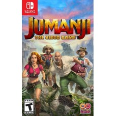 Jumanji The Video Game (Switch)..
