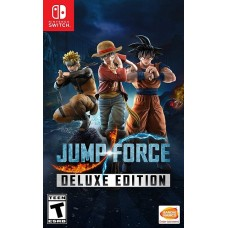 Jump Force Deluxe Edition (Switch, русские субтитры), ,