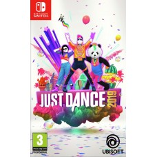 Just Dance 2019 (Switch, русская версия), 222076, Nintendo