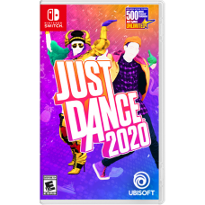 Just Dance 2020 (Switch, русска..