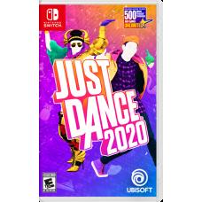 Just Dance 2020 (Switch, русская версия), 225266, Приключения/Экшн