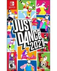 Just Dance 2021 (Switch, русская версия)