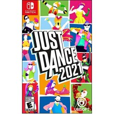Just Dance 2021 (Switch, русска..