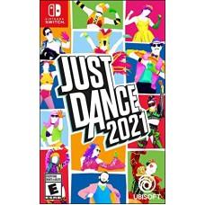 Just Dance 2021 (Switch, русская версия), ,