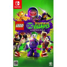 LEGO DC Super Villains (Switch, русские субтитры), 222479, Приключения/Экшн