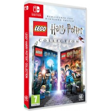 LEGO Harry Potter Collection (Switch), 222687, Приключения/Экшн