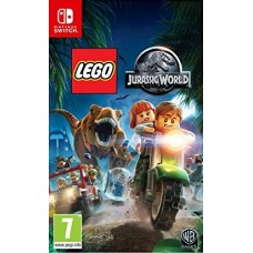 LEGO Jurassic World (Switch, русские субтитры), ,