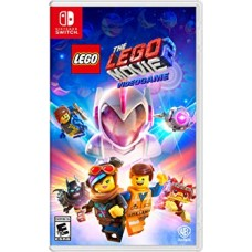 LEGO Movie 2 The Videogame Minifigure Edition (Switch, русские субтитры), , Nintendo