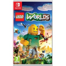 LEGO Worlds (Switch, русская версия), , Nintendo