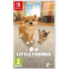 Little Friends Dogs & Cats (Switch), 223519, Детские