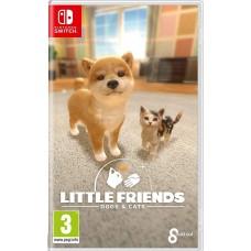 Little Friends Dogs & Cats (Switch), , Детские