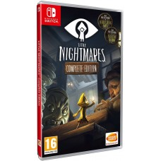 Little Nightmares Complete Edition (Switch, русские субтитры), 221233, Nintendo