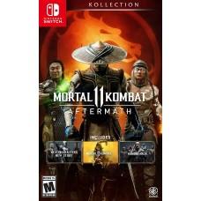 Mortal Kombat 11 Aftermath Kollection (Nintendo Switch, русские субтитры), 226554, Драки