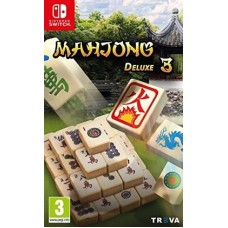 Mahjong Deluxe 3 (Switch), 223255, Nintendo